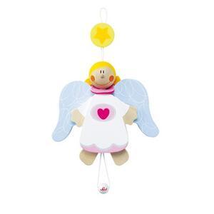 Burattino angelo custode bimba - 2