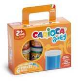 Cartoleria Tempere a dita Baby Carioca Carioca