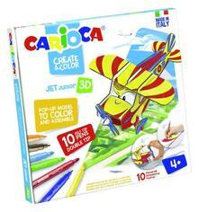Carioca Create and Color. Planny 3D