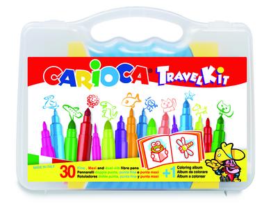 Cartoleria Carioca Travel Kit Carioca 0