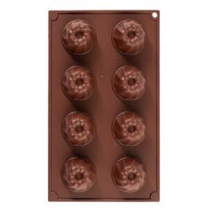 Stampo per 8 budini choco - 2