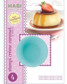 Set 4 crème caramel
