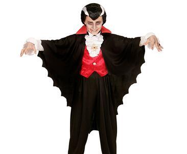 Costume Vampiro-134cm - 4