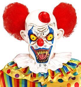 Maschera Killer Clown Halloween Versione 2