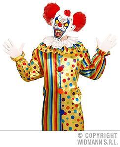 Maschera Killer Clown Halloween Versione 2 - 3
