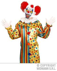 Maschera Killer Clown Halloween Versione 2 - 8