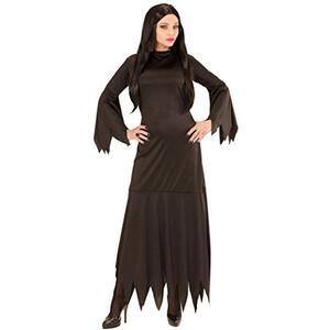 Costume Mortisia (S) Halloween/Carnevale