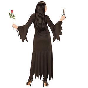 Costume Mortisia (S) Halloween/Carnevale - 3