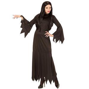 Costume Mortisia (S) Halloween/Carnevale - 7