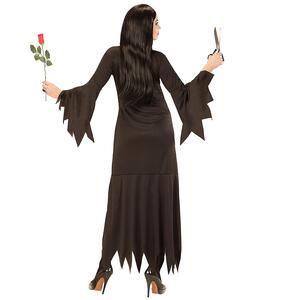 Costume Mortisia (S) Halloween/Carnevale - 8