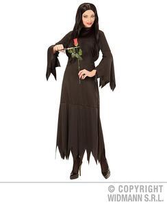 Costume Mortisia (S) Halloween/Carnevale - 10