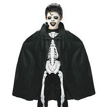Costume Mantello nero 90 cm
