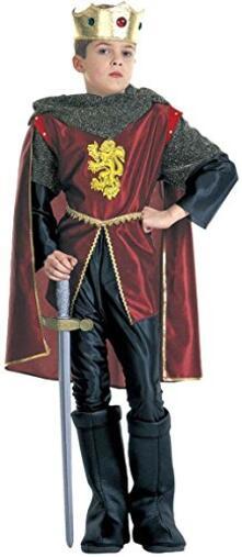 Costume Cavaliere reale 140 cm / 8-10 anni