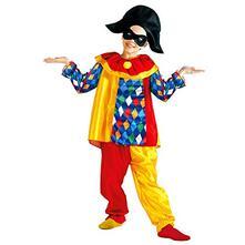 Costume Arlecchino 140 cm / 8-10 anni