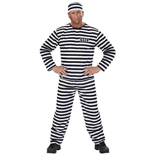 Vestito Carcerato M 50/52 - 2