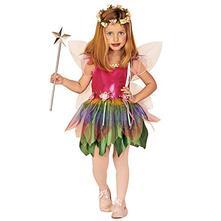 Costume Fatina dell'arcobaleno128 cm/5-7 anni
