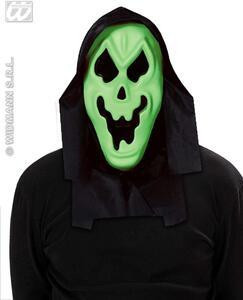 Maschera Fantasma Con Cappuccio E Occhi Invisibili - 6