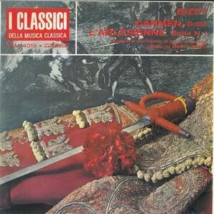 I Classici Della Musica Classica - Vinile LP di Georges Bizet