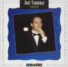 Canzoni - CD Audio di José Carreras