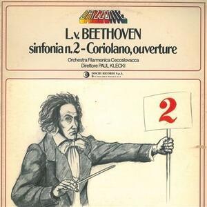 Sinfonia - Vinile LP di Ludwig van Beethoven