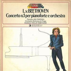 Piano Concerto - Vinile LP di Ludwig van Beethoven