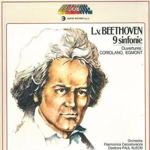 9 Sinfonie - Vinile LP di Ludwig van Beethoven