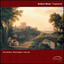 Fingerprints - CD Audio di Barbara Moser