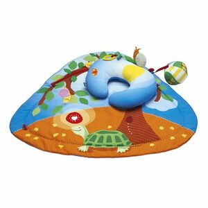 Giocattolo Tappetino multi attività Tummy Pad Chicco Chicco 1