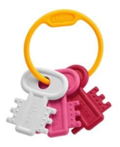 Trillino chiavi colorate - 2