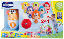 Bowling Monkey Strike Chicco