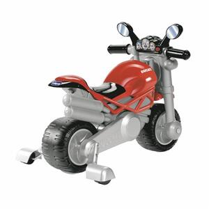 Cavalcabile moto Monster Chicco - 7