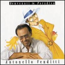 Benvenuti in Paradiso - CD Audio di Antonello Venditti