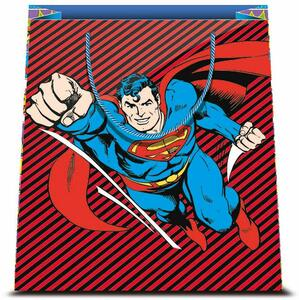 Shopper Superman Pic. Taglia L
