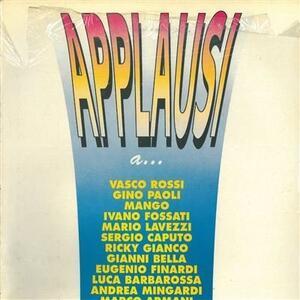 Applausi a… - Vinile LP di Vasco Rossi