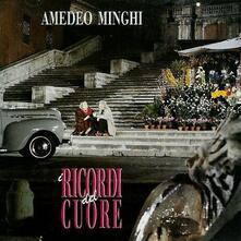 I Ricordi Del Cuore - CD Audio di Amedeo Minghi