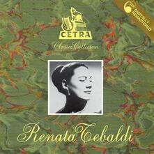 Classica Collection. Renata Tebaldi - CD Audio di Giuseppe Verdi,Renata Tebaldi