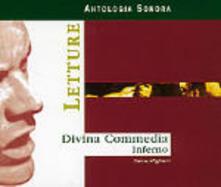 Dante Alighieri: Divina Commedia. Inferno (Antologia sonora) - CD Audio