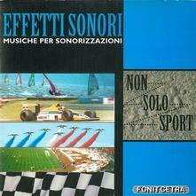 Effetti Sonori - CD Audio
