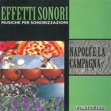 Effetti Sonori - CD Audio di Lino Patruno