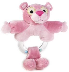 Giocattolo Baby Pantera rosa sonaglino Venturelli 0