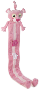 Giocattolo Baby Pantera rosa metro Venturelli 0