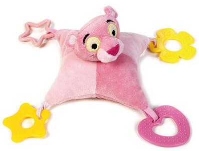 Baby Pantera rosa dentino