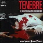 Cover CD Colonna sonora Tenebre