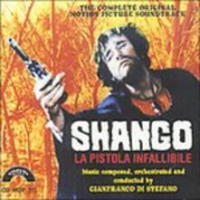 La Pistola Infallibile - CD Audio di Shango