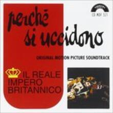 Il Reale Impero Britannic (Colonna Sonora) - CD Audio
