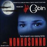 Cover CD Colonna sonora Nonhosonno