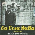 Cover CD Colonna sonora La cosa buffa