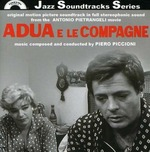Cover CD Colonna sonora Adua e le compagne