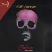 Inferno (Colonna Sonora) - CD Audio di Keith Emerson