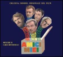 Amici Miei (Colonna Sonora) - CD Audio di Carlo Rustichelli